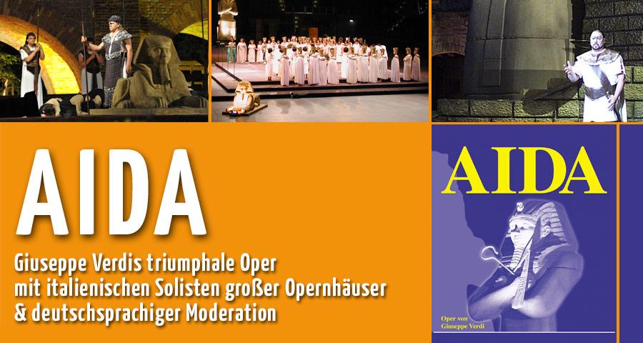AIDA - Verdis triumphale Oper