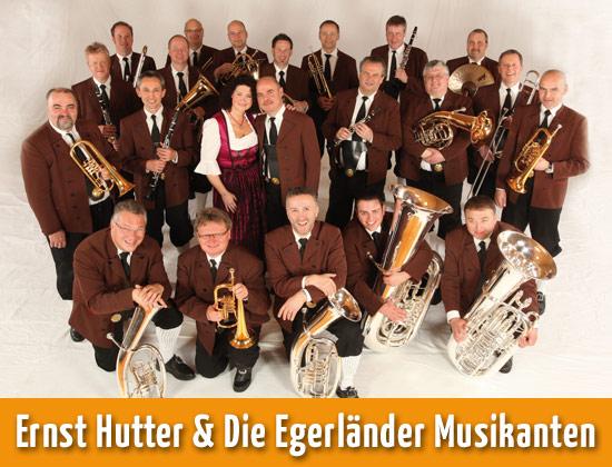 Ernst Hutter und Die Egerländer Musikanten - Das Original