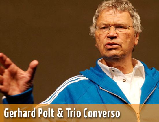 Gerhard Polt & Trio Converso