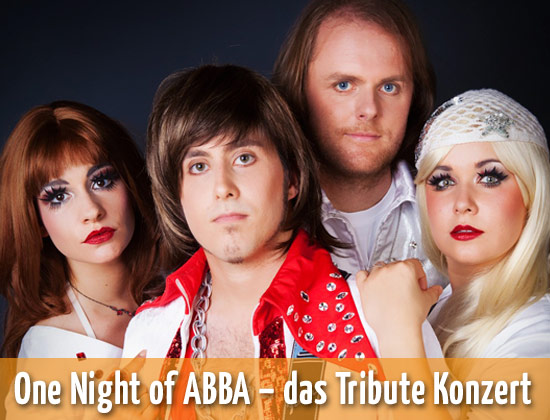 One Night of ABBA - das Tribute Konzert