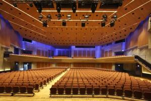 Kongresssaal im Kongress am Park, Augsburg