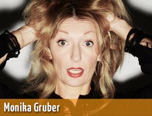Monika Gruber - WAHNSINN-Tour