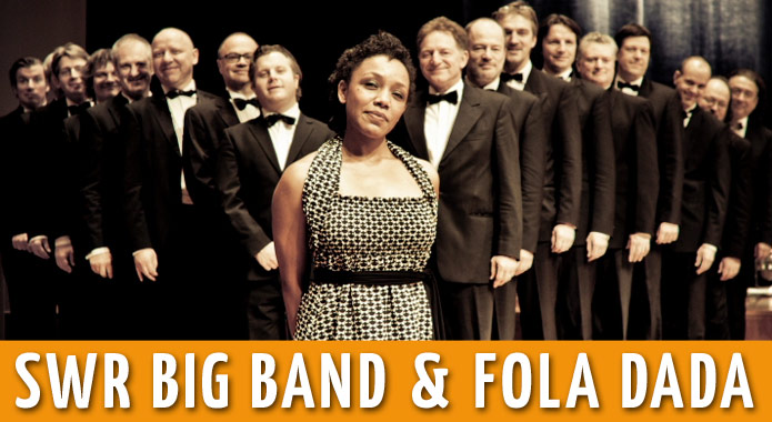 SWR Big Band & Fola Dada